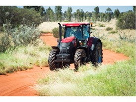 Case IH announced the impending release of the Optum CVT to the Australian market