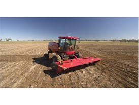 Case IH introduces WD4 series windrowers for greater power, control and efficiency