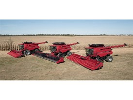 Case IH's new Axial-Flow® 240 combine series