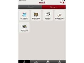 Case IH AFS Academy App