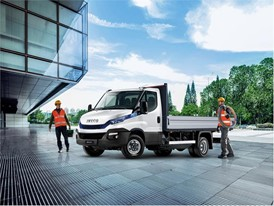 IVECO Daily Hi-Matic Natural Power, part of the Daily Blue Power family