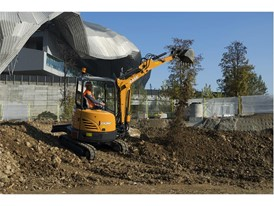 CASE CX26C Mini Excavator