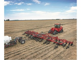The Nutri-Placer 940 fertilizer applicator with new High-speed Low Disturbance (HSLD) row unit