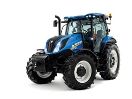 New Holland T6 Dynamic Command tractor
