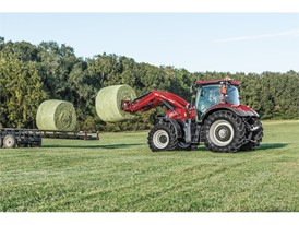 More-efficient hydraulics and outstanding visibility with the new Case IH L10 series loaders