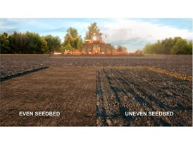 AFS Soil Command helps create a high-efficiency seedbed with an even seedbed floor