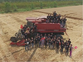 Sales professionals, product technicians, dealers and customers have recently attended a Case IH training event