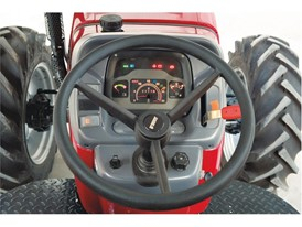 Case IH JX Straddle Steering Wheel