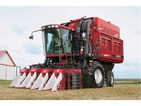 Case IH Cotton Express 420