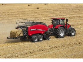 Case IH Large Square Baler 434