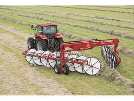 Case IH Wheel Rake