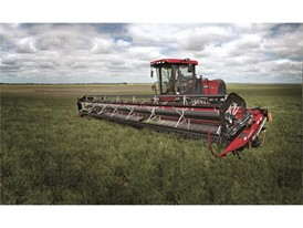 Case IH Windrower