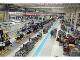 Erenler, CNH Industrial's joint venture plant in Turkey