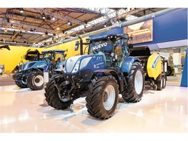 New Holland T7.225 wins Tractor de España 2018 Award