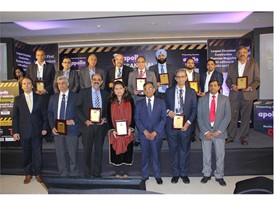 The awards were presented at a ceremony and CEO forum in New Delhi.