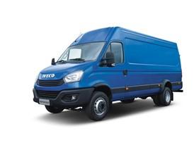 Новый IVECO China Daily выигрывает премию «Китайский фургон года»