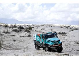 Автомобили IVECO приняли участие в самых сложных ралли в мире — «Африка Эко Рейс» и «Дакар 2018»