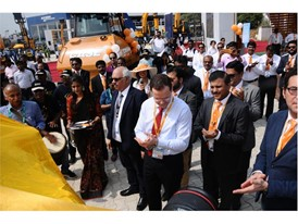 The 9th International Construction Equipment and Construction Technology Trade Fair (EXCON 2017)