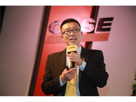 Zhang Yongjiang, Sales Director of Northern China Construction Equipment Business