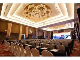 The 2017 CASE Construction Dealer Conference was held in Xi'an, China