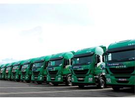 Компания Jost Group подписывает соглашение на поставку 500 грузовиков IVECO Stralis NP
