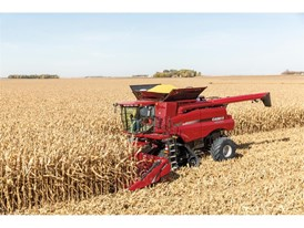 Axial-Flow 9240 with 4418 Corn Head