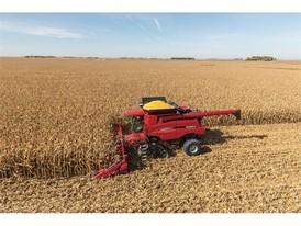 Axial-Flow 9240 harvesting corn