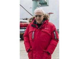 Fabio Buzzi, multiple powerboat racing world-champion and CEO of FB Design