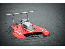 The 'three-point' hull powered by FPT Industrial