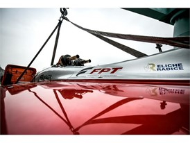 FPT Industrial powers Fabio Buzzi to the diesel powerboat