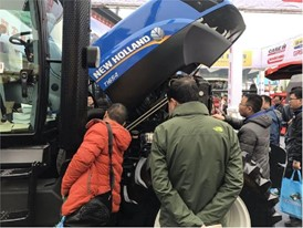 纽荷兰品牌荣获第九届全国农机用户满意品牌称号