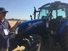 专业团队精发展,田间培训助充电——纽荷兰亚太区商务团队意大利田间培训