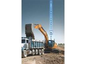 SiteControl machine control solutions for excavators