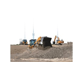 SiteControl machine control solutions for motor graders