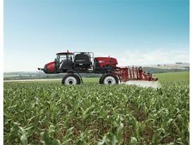 Case IH extends its offering with the new Patriot 250 Extreme sprayer in Africa and Middle East