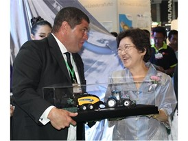 Presentation of New Holland Model at SIMA ASEAN 2016