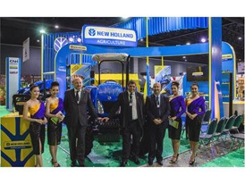 New Holland Stand at SIMA ASEAN 2016