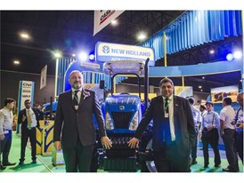 Launch of new TT4.90 tractor at SIMA ASEAN 2016