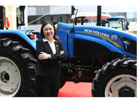 New Holland TT4.90 Tractor to be distributed in Thailand