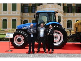 New Holland Agriculture enters into direct distribution in Thailand