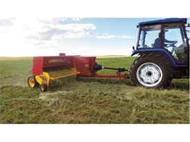 New Holland BC5000 small square baler