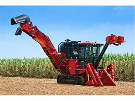 The new Case IH Austoft® 8010 Series Cane Harvester