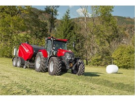 Machine of the Year 2018 Maxxum and RB 545 Sillage-Pack