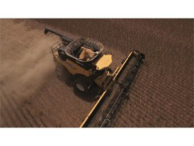 New Holland CR Series – a record-breaking combine range