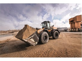 CASE 921G Wheel Loader