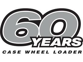 CASE Construction Equipment отмечает 60-летие фронтальный колесных погрузчиков.