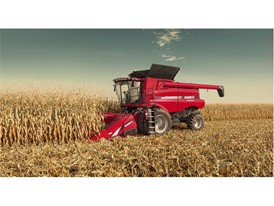 Case IH Axial-Flow 140 Combine