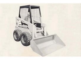 1969年,凯斯购得生产多功能滑移装载机的资质。