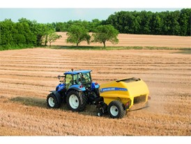 The New Holland round baler range will be on display at FTMTA
