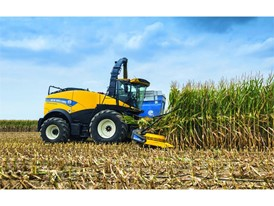 The New Holland FR Forage Cruiser will be on display at FTMTA